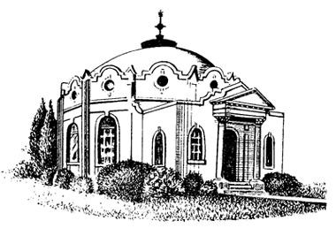 o simbolismo do templo de cura de monte ecclesia